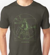 Ziltoidian Man Green T-Shirt