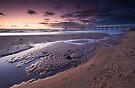Brighton Twilight by KathyT