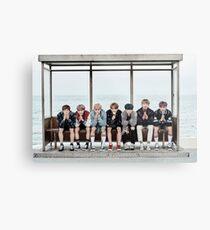 BTS, You Never Walk Alone Metal Print