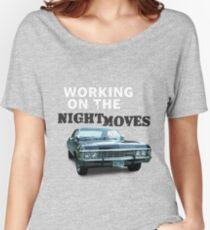 Supernatural/Bob Seger Lyric Graphic Women's Relaxed Fit T-Shirt