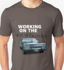 Supernatural/Bob Seger Lyric Graphic Unisex T-Shirt