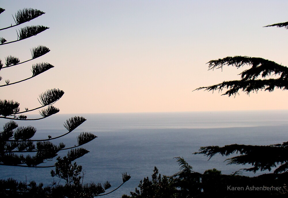 View From Capri by Karen Ashenberner