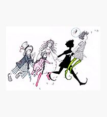 peter pan and company Photographic Print