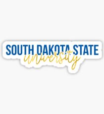 South Dakota State University - Style 13 Sticker