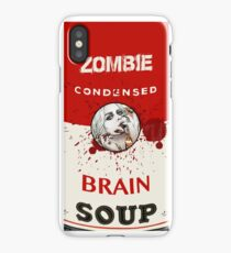 iZombie Brain Soup! iPhone Case/Skin