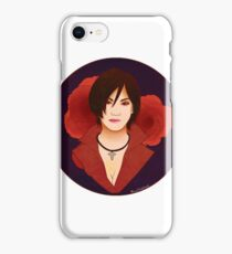 Ada Wong - Resident Evil 6 iPhone Case/Skin