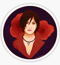 Ada Wong - Resident Evil 6 Sticker