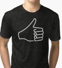 Cool Thumb Tri-blend T-Shirt