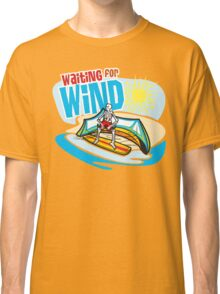 Waiting For Wind Classic T-Shirt