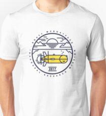 Boaty McBoatface Launch Unisex T-Shirt