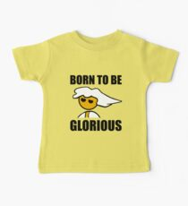 Steam PC Master Race - Born to Be Glorious Baby Tee