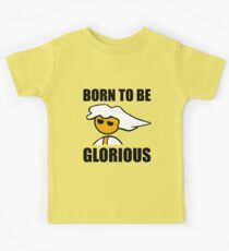 Steam PC Master Race - Born to Be Glorious Kids Tee
