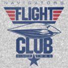 Flight Club (Revised w/Distress) by Illestraider
