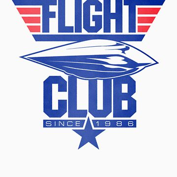 Flight Club (Revised w/Distress) by Illestraider