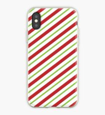 Candy Cane iPhone Case