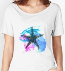vintage color Women's Relaxed Fit T-Shirt