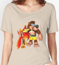 Banjo and Kazooie - Best Pals Women's Relaxed Fit T-Shirt
