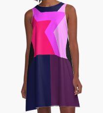 Steven Universe Garnet Cosplay A-Line Dress
