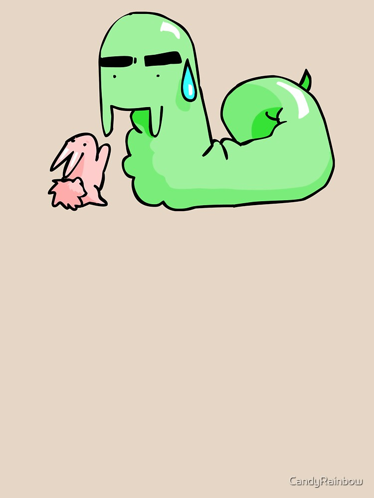 worm armageddon by CandyRainbow