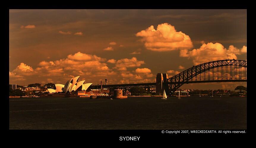 Sydney by Birte