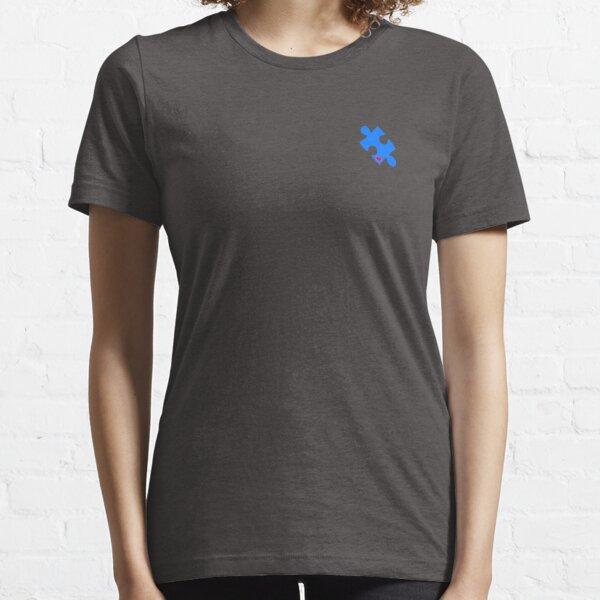 autism puzzle heart T shirt Essential T-Shirt
