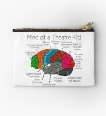 Mind Of a Theater Kid Studio Pouch
