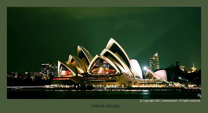 Opera house by Birte