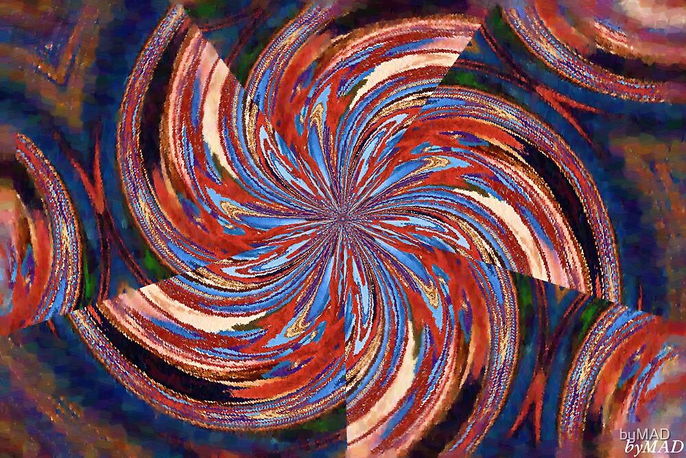 Pinwheel by byMAD