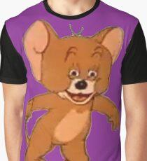 Polnischer JERRY Grafik T-Shirt