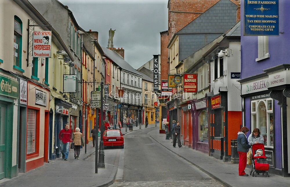 A Day in Ennis by Kalena Chappell