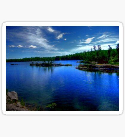 Dogtooth Lake Sticker