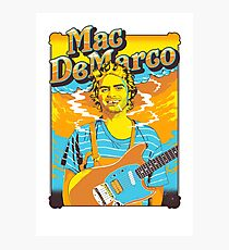mac demarco Photographic Print