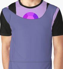 Stephen Universe Amethyst Cosplay Graphic T-Shirt