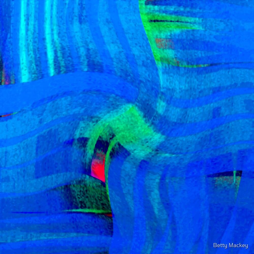 Blue Secret by Betty Mackey