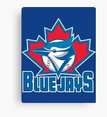 Blue Jays MLB Canvas Print
