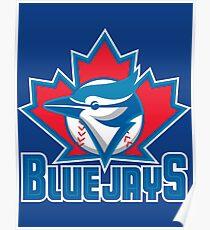 Blue Jays MLB Poster