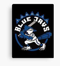 Blue Jays Toronto MLB Canvas Print