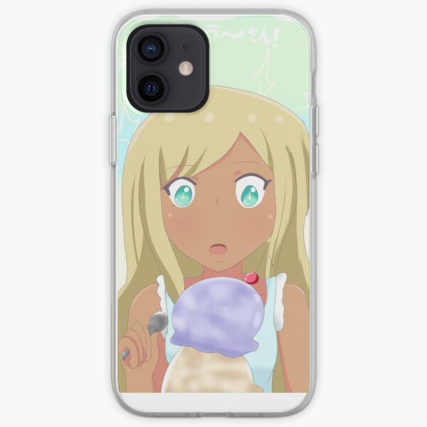 happy layla iPhone Soft Case