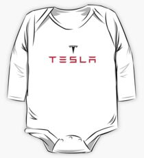 Tesla Automaker One Piece - Long Sleeve