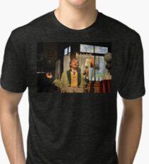 Father of Progress Tri-blend T-Shirt