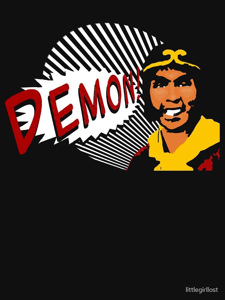 DEMON! the sequel by littlegirllost