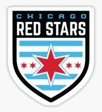 Chicago Red Stars Sticker