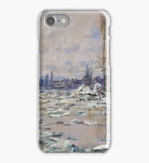 Claude Monet - La Debacle iPhone Case/Skin