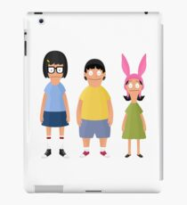 Tina, Gene, and Louise iPad Case/Skin