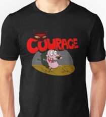 Courage Dog 4 Unisex T-Shirt