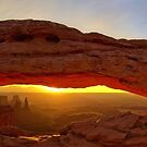 Mesa Arch Morning Glow by Adam Gormley
