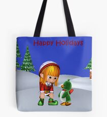 Looking for Lily Tote Bag