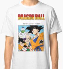 DBZ - Goku & The Z Fighters Classic T-Shirt