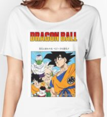 DBZ - Goku & The Z Fighters Women's Relaxed Fit T-Shirt