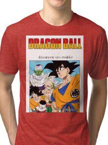 DBZ - Goku & The Z Fighters Tri-blend T-Shirt
